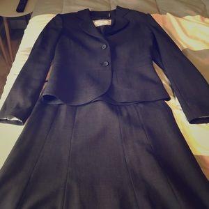 Classic woman's business suit